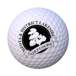 mg golfball logo