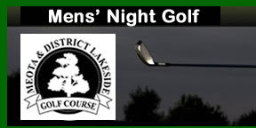mens night logo